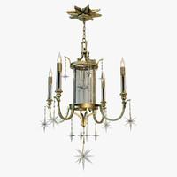 3d model of fine art lamps 735040