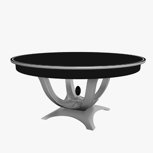 3d model pregno opera table