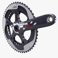 Bicycle Crankset Sram Red 130