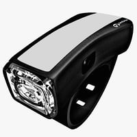 bicycle light light 3d model