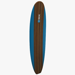 keeper sports stand paddle 3d model