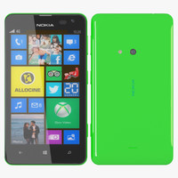 nokia lumia 625 3d 3ds