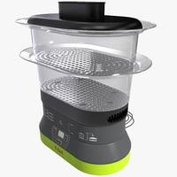 4 Quart Food Steamer