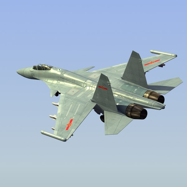 shenyang j15 flying shark 3ds