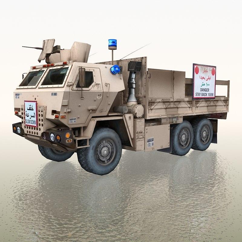 max military truck m1078 transport