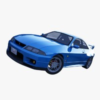 Nissan GTR- R33