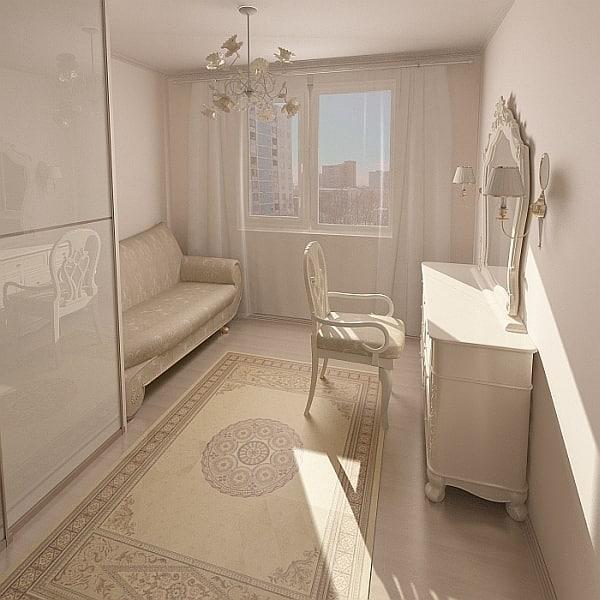 interior scene 3d max
