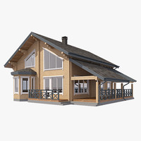 Log House LH GLB 021