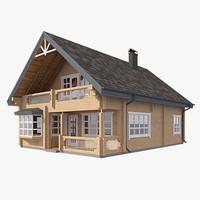 Log House LH GLB 013