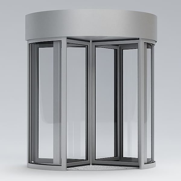 3d revolving door & Revolving Door 3D Models for Download | TurboSquid Pezcame.Com