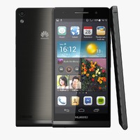 3d model huawei ascend p6