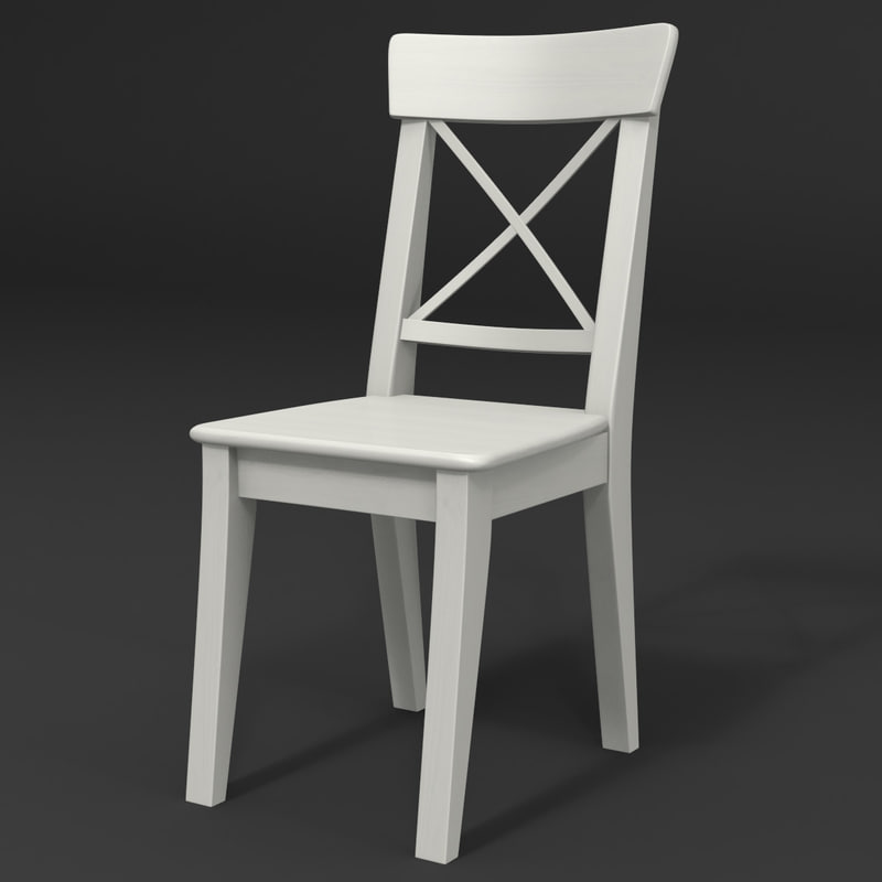 3ds max ingolf chair