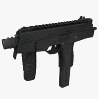 MP9 Submachine Gun