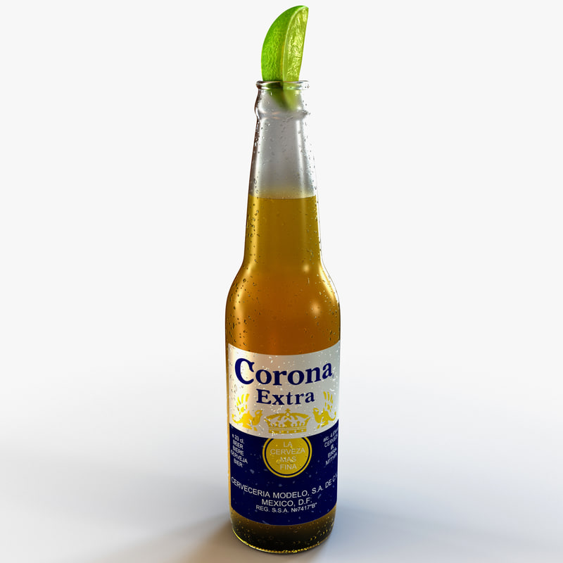 max corona beer bottle