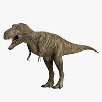 tyrannosaurus 3d 3ds