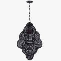 ceiling pendant lamp 3d 3ds
