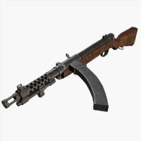 Type 100 Submachine Gun