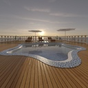 patio 3D models