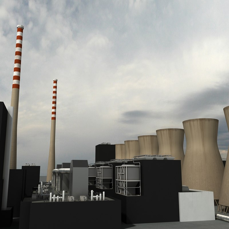 3d power plants