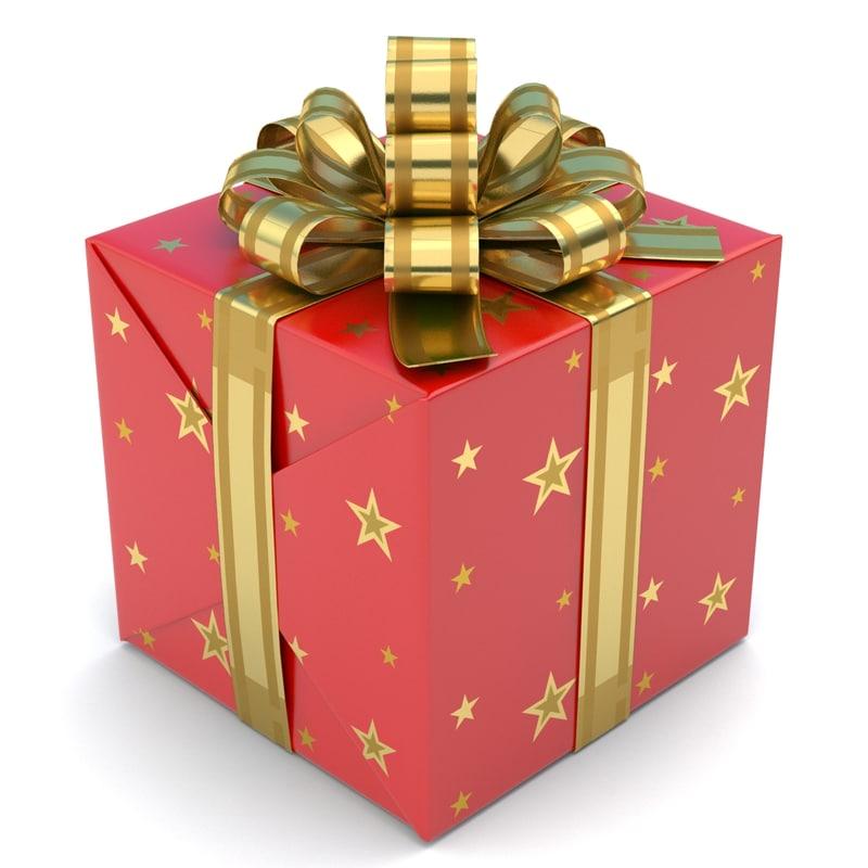 3ds gift box 1
