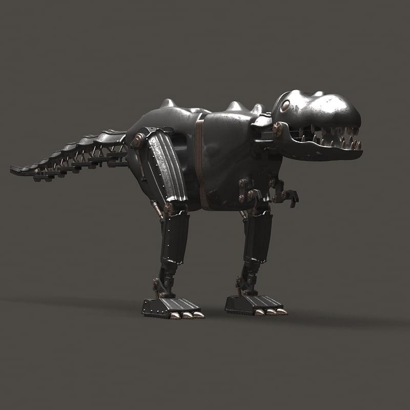 3d dinosaur dino