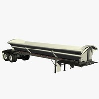 lightwave dump smithco sx2-4034 trailer