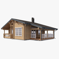 Log House LH GLB 008