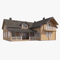 Log House LH GLB 009
