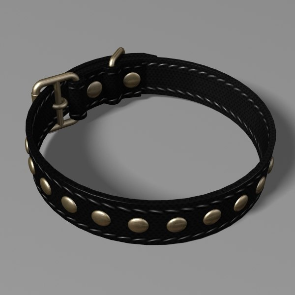 lwo dog collar