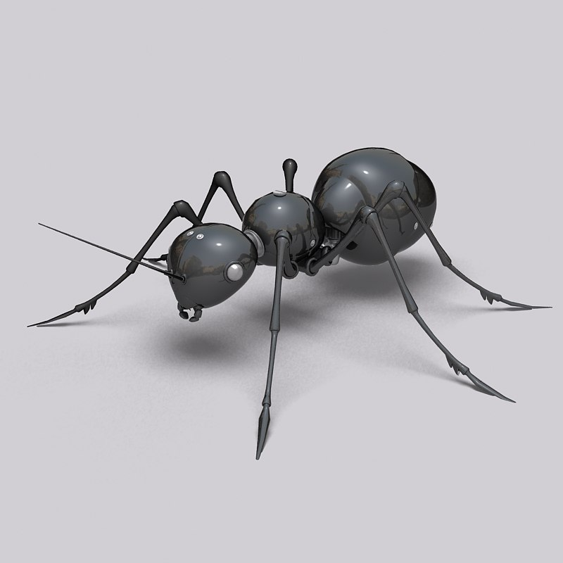 ant mech max