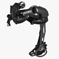 Bicycle Rear Shifter Shimano Deore RD M592