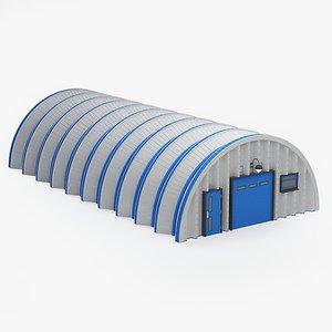 hangar 3d x