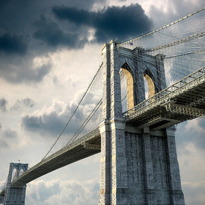brooklyn bridge c4d