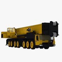crane gmk 7550 3d 3ds