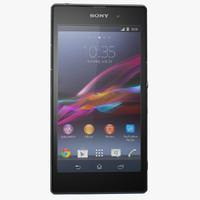 Sony Xperia Z1 Honami Black