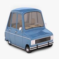 Renault 6 Toon Car