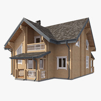 Log House LH GLB 015