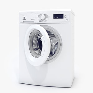 washing machine electrolux 3d max