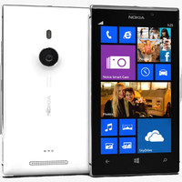 3ds max nokia lumia 925 white