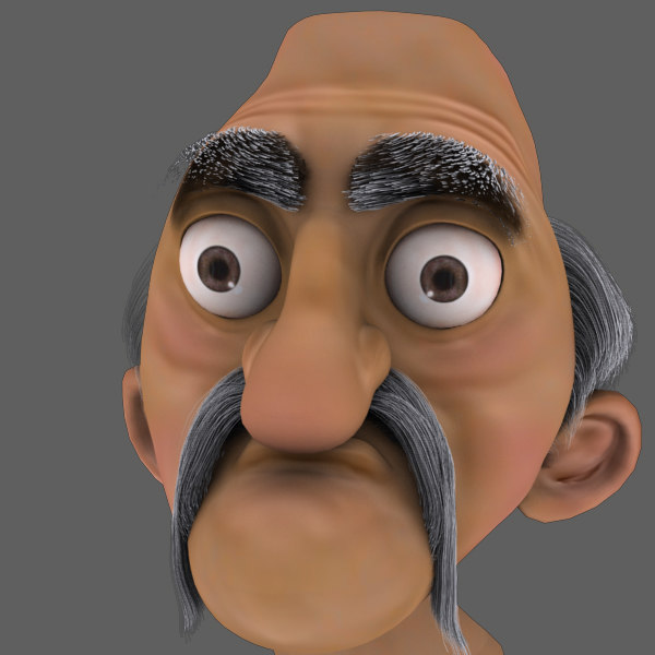 max old man