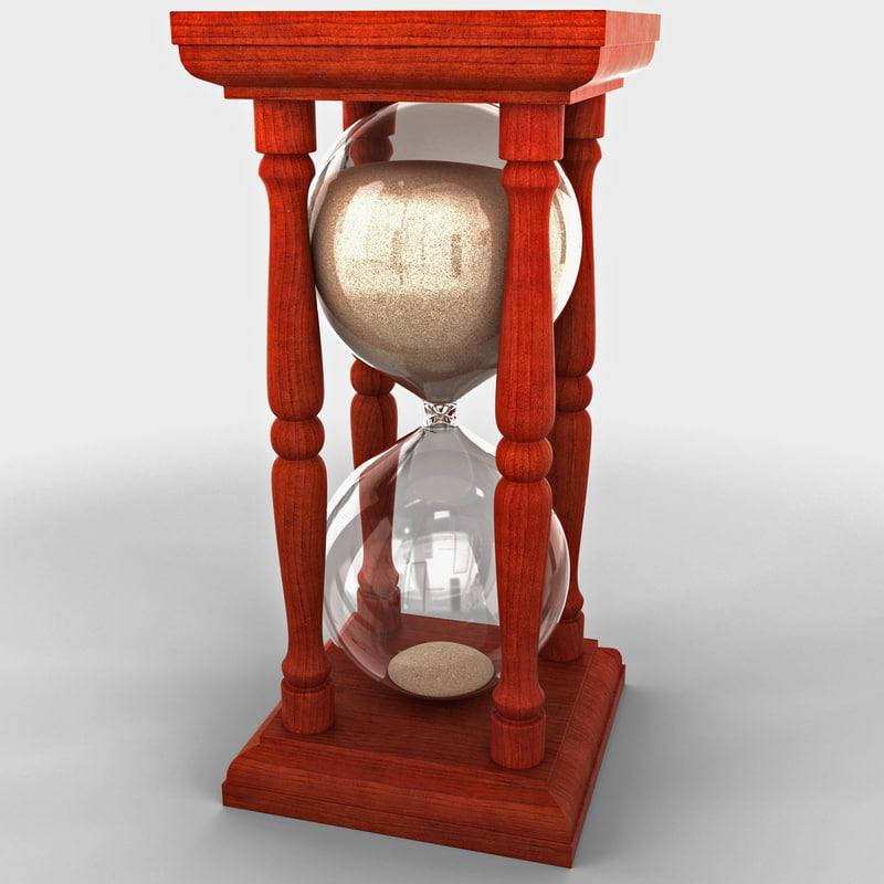3d hourglass v5
