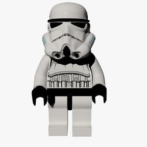 lego stormtrooper max