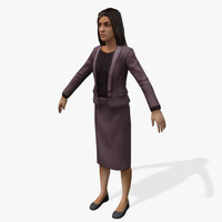 Real-Time Arabic Civilian Female-3