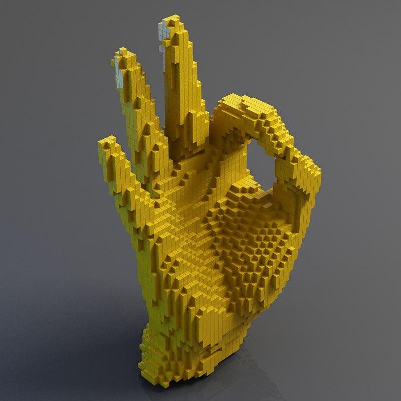 max pixel palm