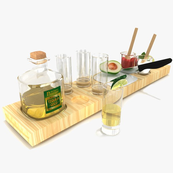 tequila buffet dwg
