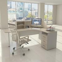 HD Office set