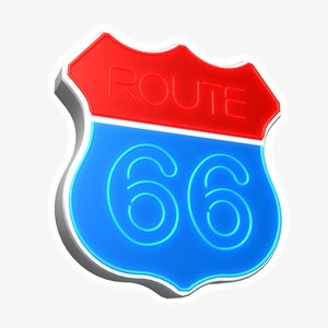 max route 66 road