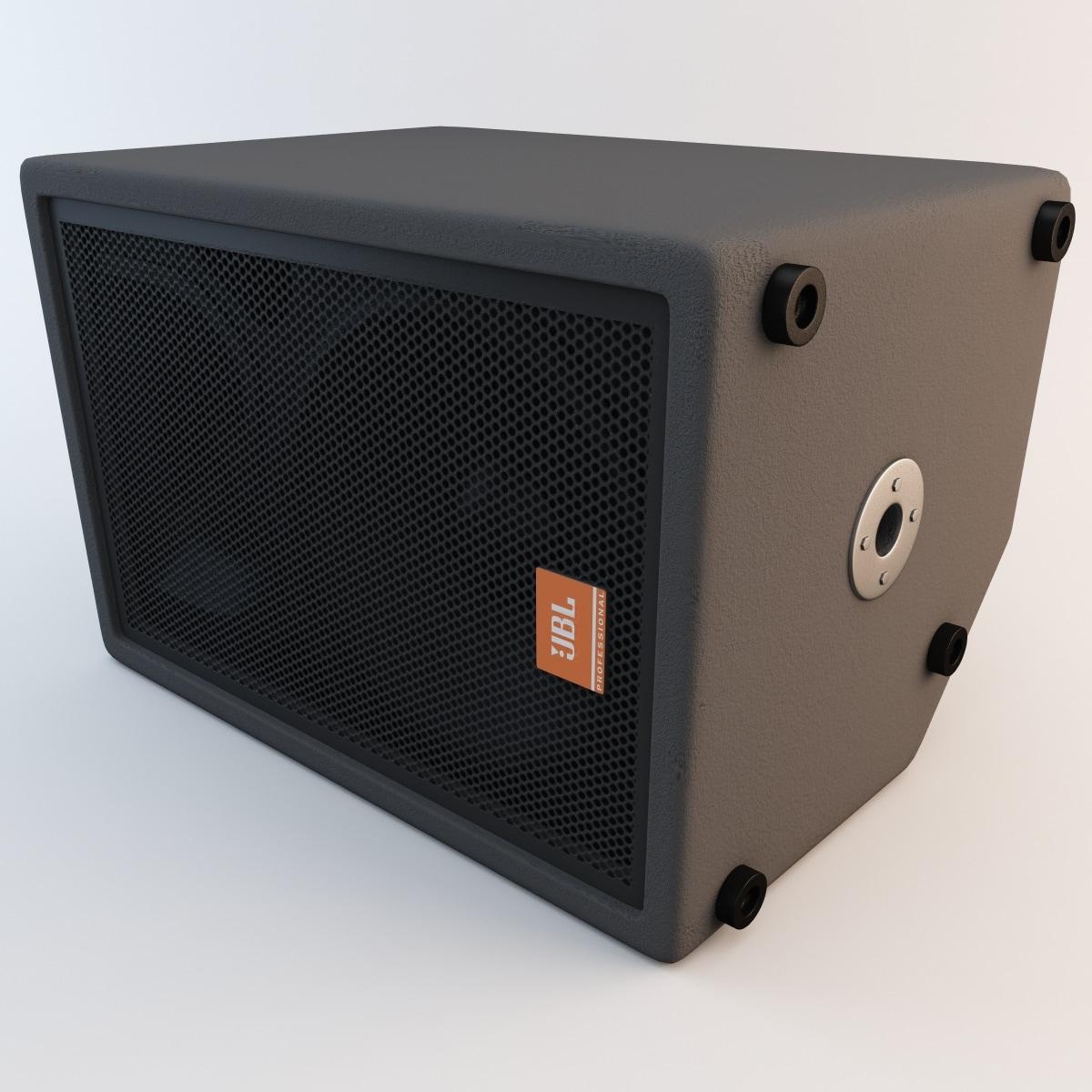 3d jbl concert speaker