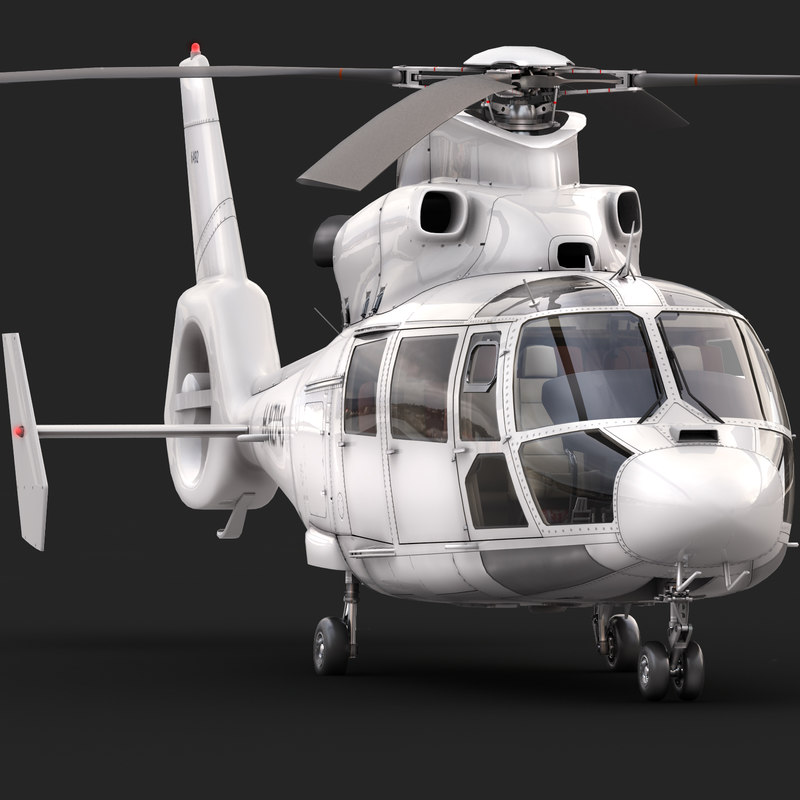 3ds eurocopter 365 dauphin
