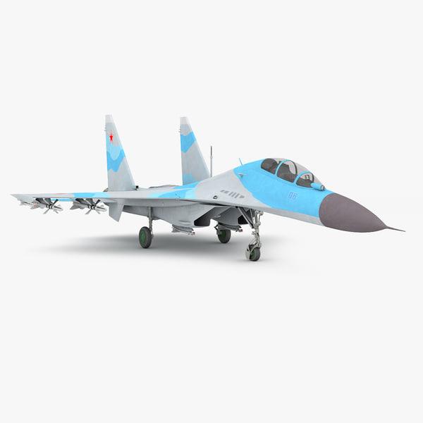 russian sukhoi su-30 aircraft ma